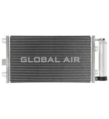 Chevrolet Celta, Prisma 2007+, Suzuki Fun 2007 with Drier Condenser