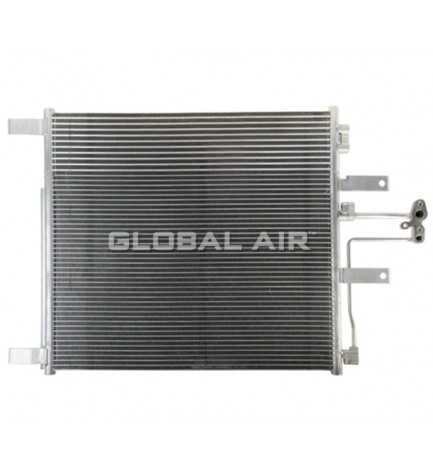 Dodge Ram 1500; 2500; 3500 2009-2011 Condenser w/Drier & Oil Cooler