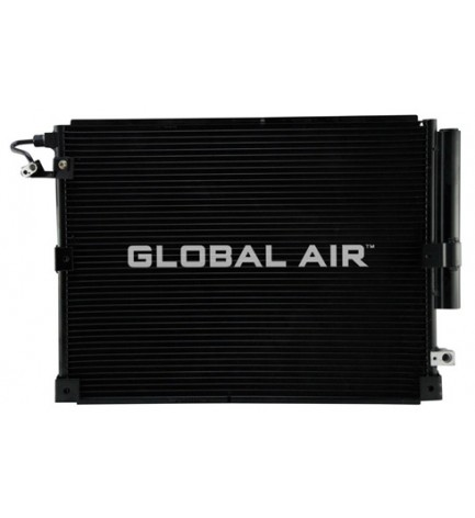 Toyota Land Cruiser 1998-2001 with out Rear Air Condenser