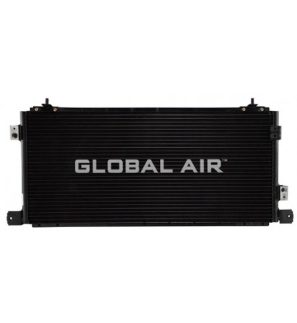 Toyota Tundra 2000-2006 Condenser Excludes Double Cab Models