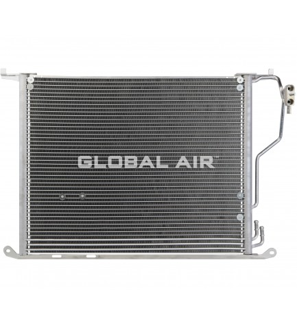 Mercedes-Benz S430, 500 00-06, SL500, 600 03-06, S55, S600 2001-2006 Condenser (Includes Oil Cooler)