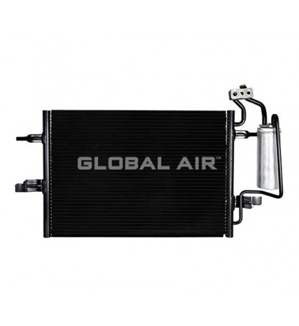 Chevrolet, Opel Meriva with Drier Condenser