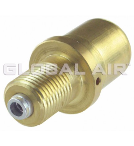 Sanden SD7V12 Control Valve with M14 Thread (Metric)