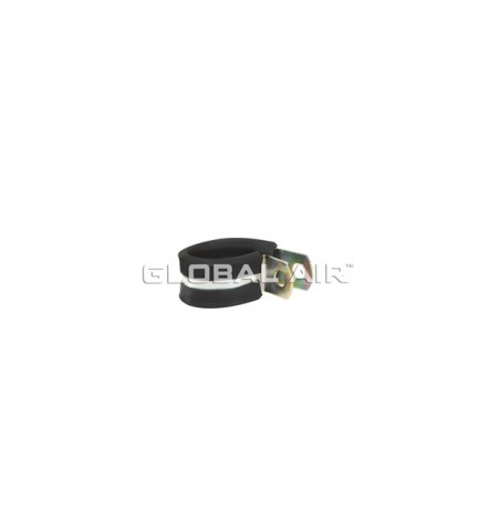 Rubber Covered Hose Mounting Clamps (Small) #06