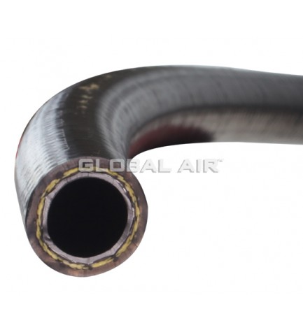 "(50' Roll/1,400' per pallet/28 boxes) REDUCED BARRIER #12 (5/8"") Single Braid Air Conditioning Hose"