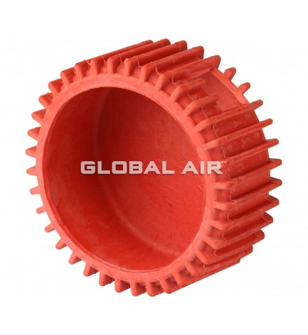 Red Rubber Cover for Manifold Gauge