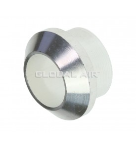 Male O-Ring to Male Flare Adapter #12 (Aluminum)