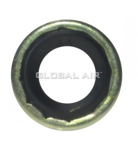 5/8'' Black Thick GM Compressor Seal Washer