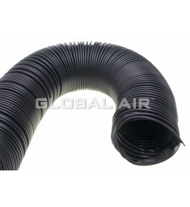 (50ft = 15.24 m Length, 500f = 152.4m per box) 2.0 Diameter Reinforced Flex Duct Hose
